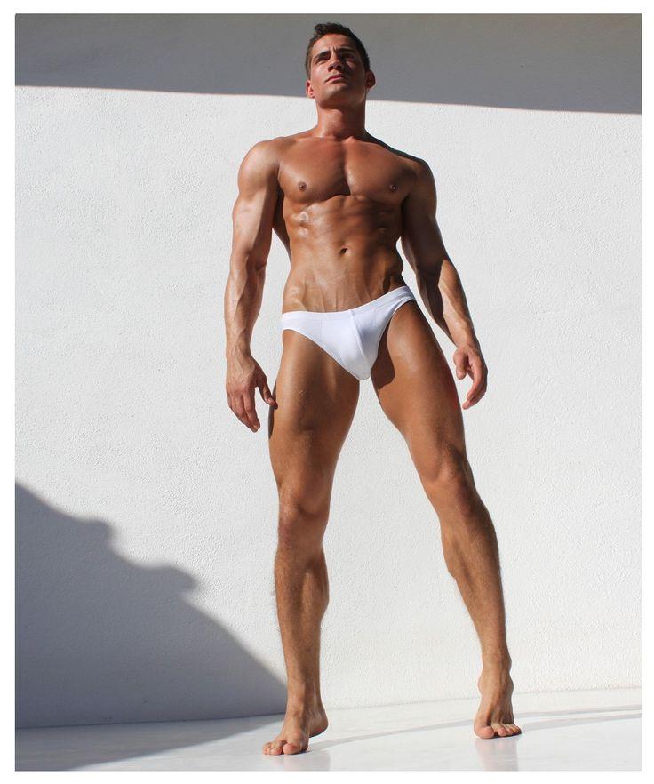 Sexy naked men in panties