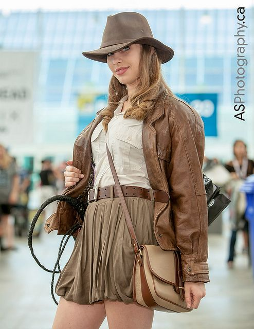Indiana Jones | SDCC 2013