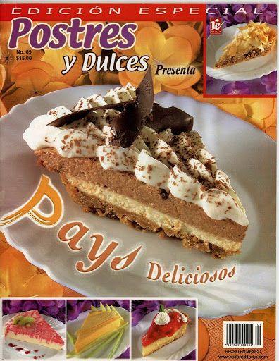 PostresyDulces9Pays - Revistas De Reposterias y Mas - Álbumes web de Picasa