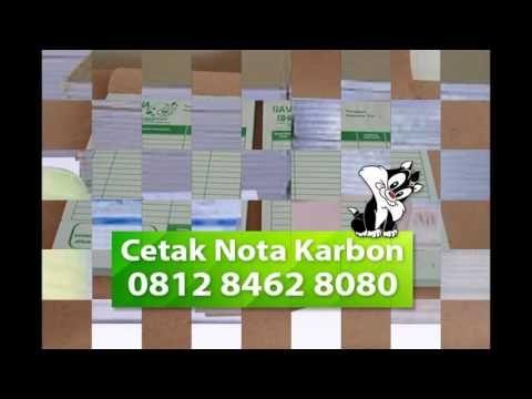 Cetak Surat Jalan MURAH di Cikarang, (Call/Wa) 0812_8462_8080