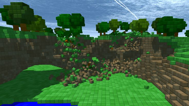 Cubiquity for Unity (Voxel Engine) - FREE!