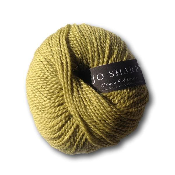 Alpaca Kid Lustre, super-soft Alpaca, Merino and Kid Mohair knitting yarn, elderberry, 50g - I Wool Knit - 1