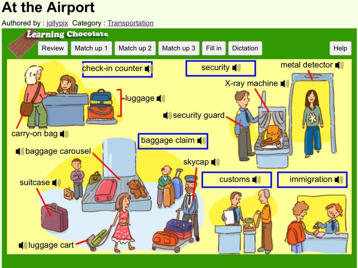 25 Useful English Vocabulary Words for the Airport ...