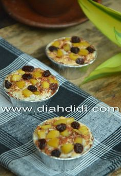 Diah Didi's Kitchen: Tips & Variasi Klaappertaart