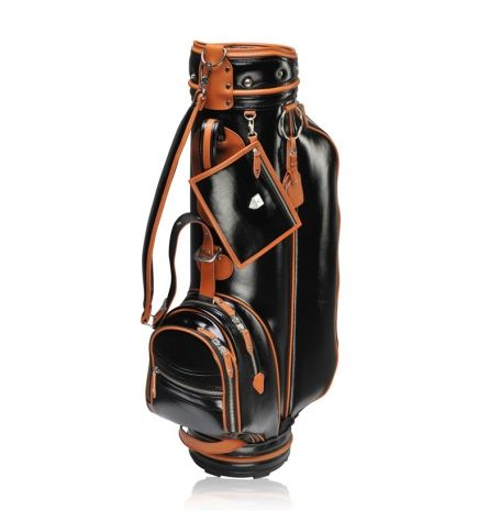 Slam Glam - Park Luxury Black Ladies Golf Bag, $975.00 (http://www.slamglam.com/park-luxury-black-ladies-golf-bag/)
