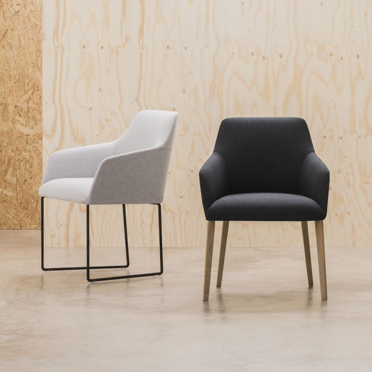 Brand: Andreu World Model: Alya #designselect #chair #andreuworld