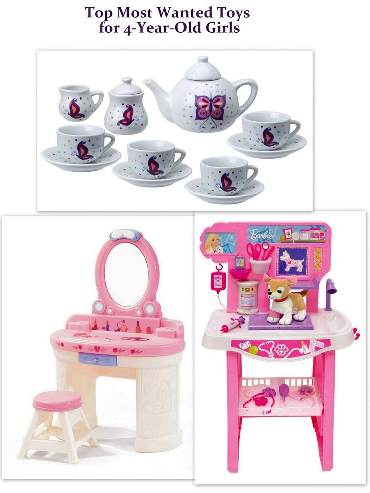 Top, Most Wanted Toys For 4-Year Old Girls. A Gift Guide.    This post contains affiliate links.  If you purchase or subscribe  usi...