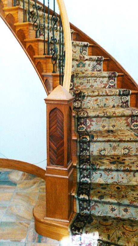 26 Best Nejad Oriental Rugs Stair Runner Installations Www
