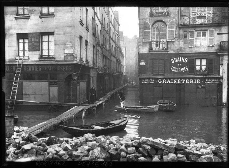 JANVIER 1910.....CRUE DE LA SEINE......DONA.CENTERBLOG.NET......
