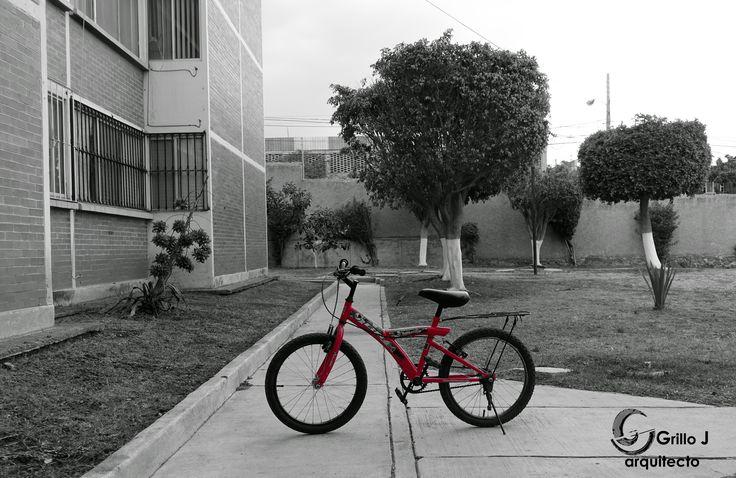 Bicicleta, Querétaro, Linda Vista
