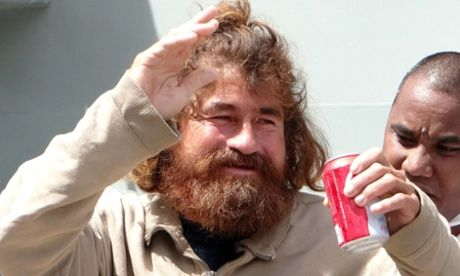 José Salvador Alvarenga's 13 months at sea backed by fishermen and officials Castaways's boat went missing from Mexican port in late 2012, lining up with claim of 13-month sea ordeal