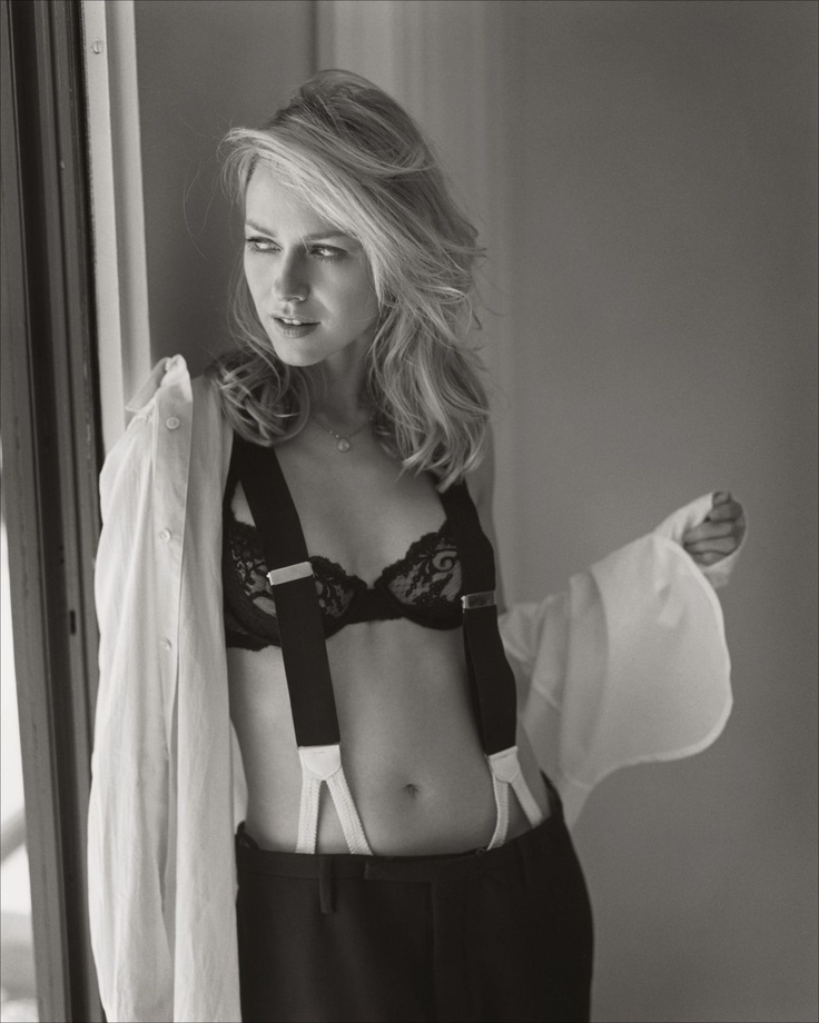 Naomi Watts - GQ by Mark Seliger, August 2002
