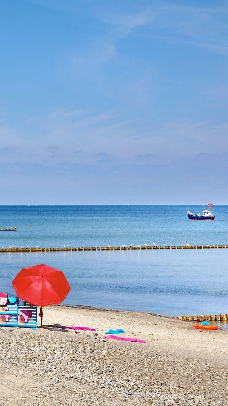 Boltenhagen Strand Ostsee Urlaub