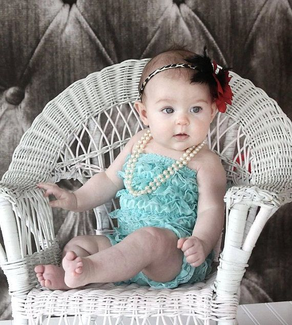 Lace Petti Romper  39 months  17 Colors by SummerInspirations, $9.99