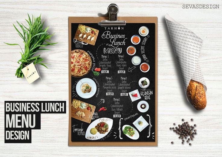 Ознакомьтесь с моим проектом в @Behance: «Tarhun Restaurant / Menu Design»…