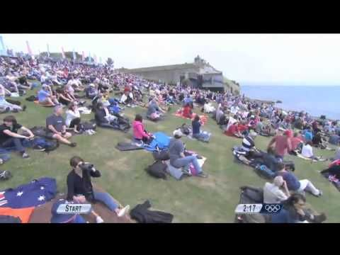 Irish Olymic Sailing commentator has no idea - funny to watch though