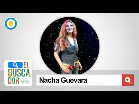 (2) Nacha Guevara en El Buscador en red - YouTube
