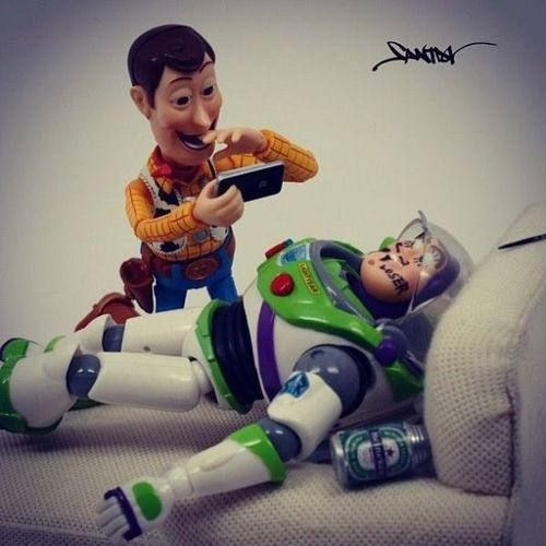 Toy Story 4: The College Years