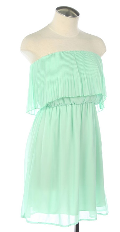 Beachy Mint Dress :)