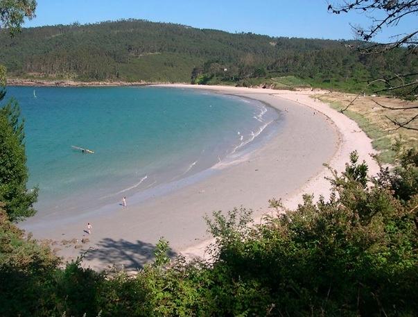Playa Area Maior-Muxia.Galiza