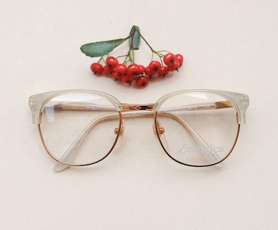 Lozza children s eyeglasses   Vintage child s glasses   kids Lozza frames    cateye geek spectacles   80s boy or girl Eyewear 6c52e2cb64