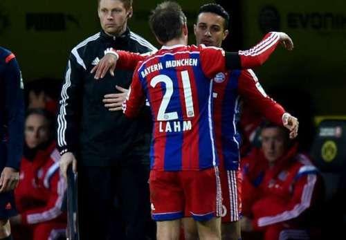 Koran Bola Online - Dortmund Vs Bayern, Alcantara Semringah Lakoni Comeback - Thiago Alcantara semringah usai menjalani debut dengan...