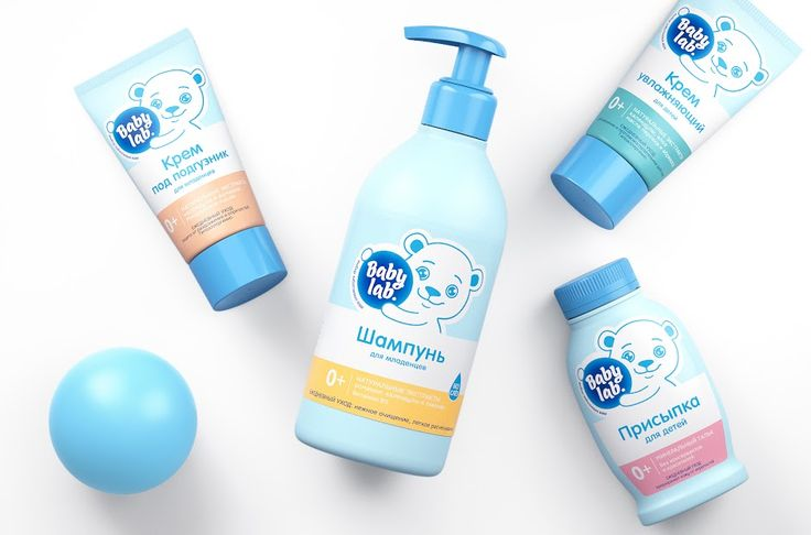 Baby Lab on Packaging of the World - Creative Package Design Gallery