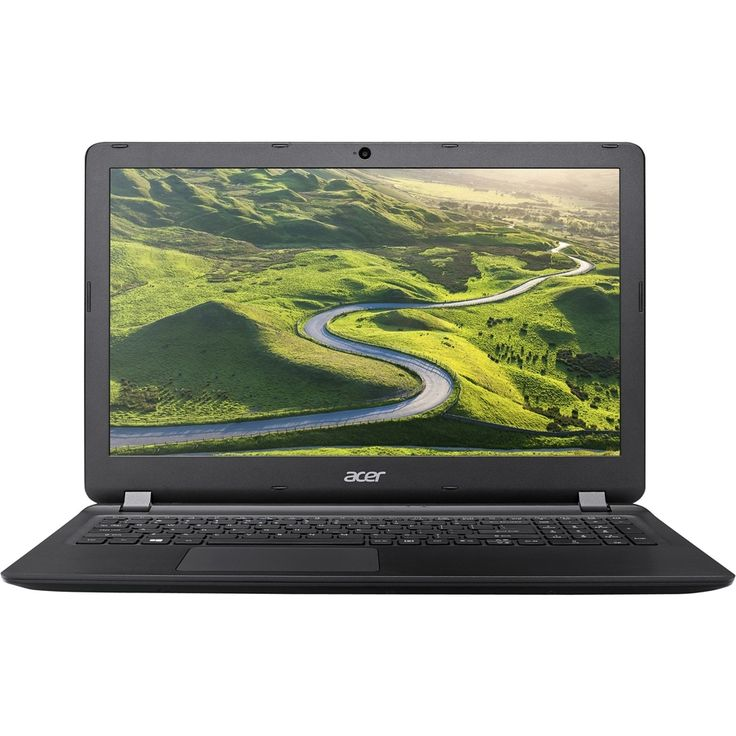 "Acer - Aspire ES 15 15.6"" Refurbished Laptop - Intel Core i3 - 4GB Memory - 1TB Hard Drive - Midnight black"