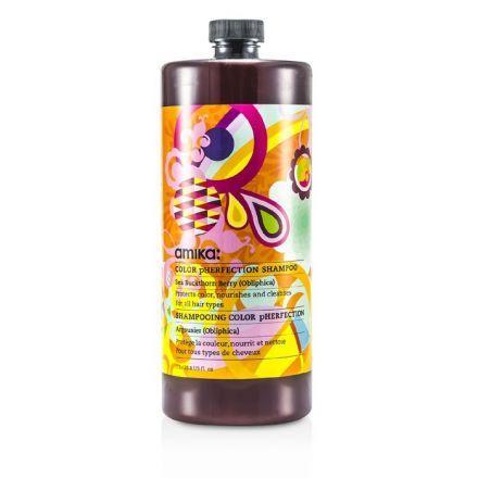 Compra Amika Color Pherfection Shampoo (For All Hair Types) 1000ml online ✓ Encuentra los mejores productos Tinturas Permanentes para el Cabello Amika en Linio Chile ✓