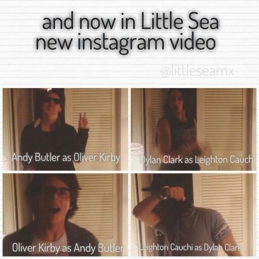 Little sea impersonations