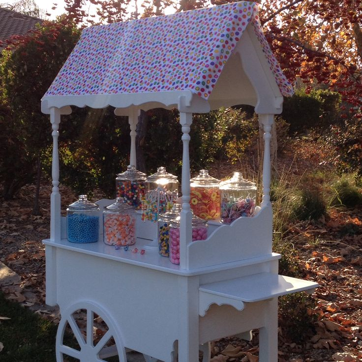 95 Best Images About Candy Carts On Pinterest