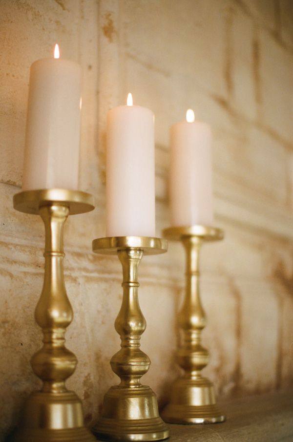 1000 ideas about gold candle holders on pinterest gold candles rose gold color and rose gold. Black Bedroom Furniture Sets. Home Design Ideas