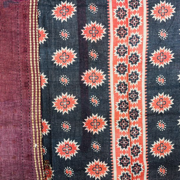 17 Best images about kantha quilt on Pinterest Stitching, Antique quilts and Quilt