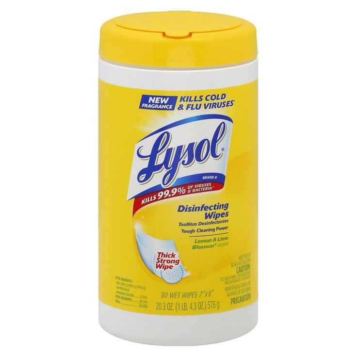 Lysol Disinfecting Wipes ONLY $ 2.65 each WYB 2 at Publix! Deal valid through 12/27/17. Buy(2) Lysol Disinfecting Wipes for $5.79 as a BOGO. Apply (1) Clip & Ship Coupon; $0.50 OFF Any TWO (2) LYSOL Disinfecting Wipe good on 35 ct or larger Pay ONLY $2.65 each! Visit Daily Dimes™ NOW!