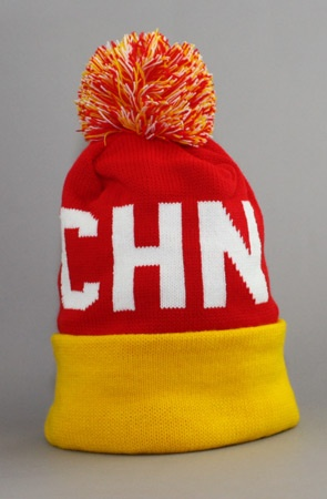 The China Beanie by Fully Laced x Adapt, $34.00