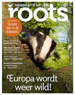 Proefabonnement: 3x Roots € 15,-: Roots is het tijdschrift met de mooiste natuurfotografie en de spectaculairste natuurreportages uit binnen- en buitenland.