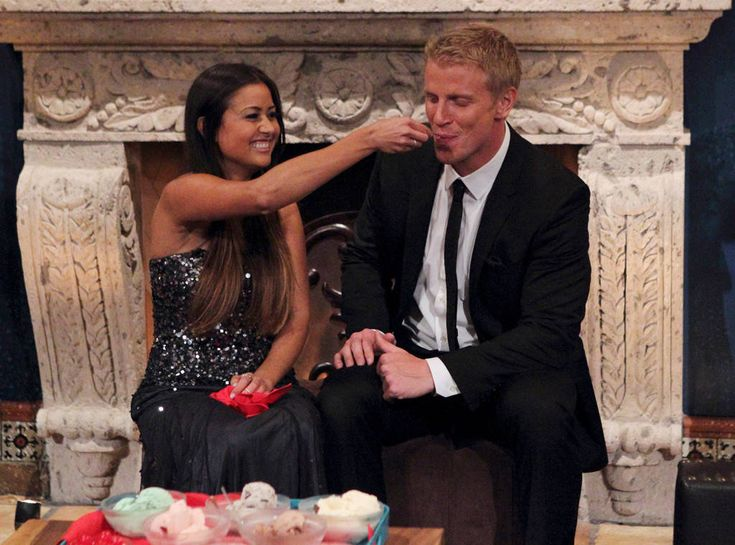"""The Bachelor's Sean Lowe Pens Sweet Birthday Note to Catherine, His """"Weird Ice Cream Girl"""" - https://blog.clairepeetz.com/the-bachelors-sean-lowe-pens-sweet-birthday-note-to-catherine-his-weird-ice-cream-girl/"""