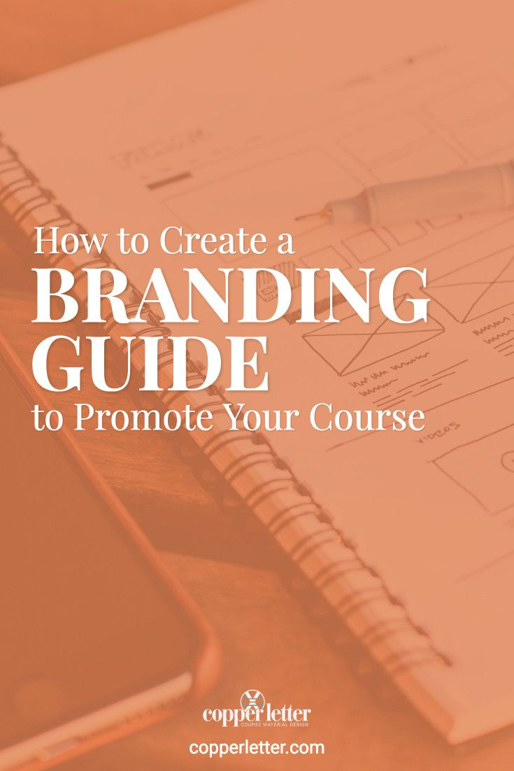 Creating a course branding guide will help you through the tough spots as you promote and market your amazing online courses. Learn how to create one today!
