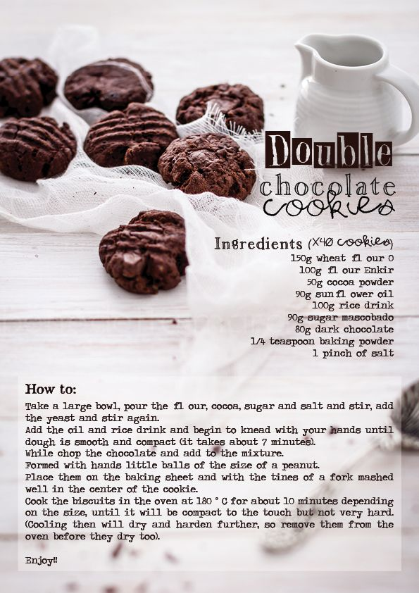 doble chocolate cookies recipe fashion flavors