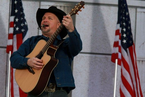 Garth Brooks is getting ready to release his new studio album, 'Man Against Machine,' and he shared one of its tracks, 'Mom,' on 'Good Morning America.'