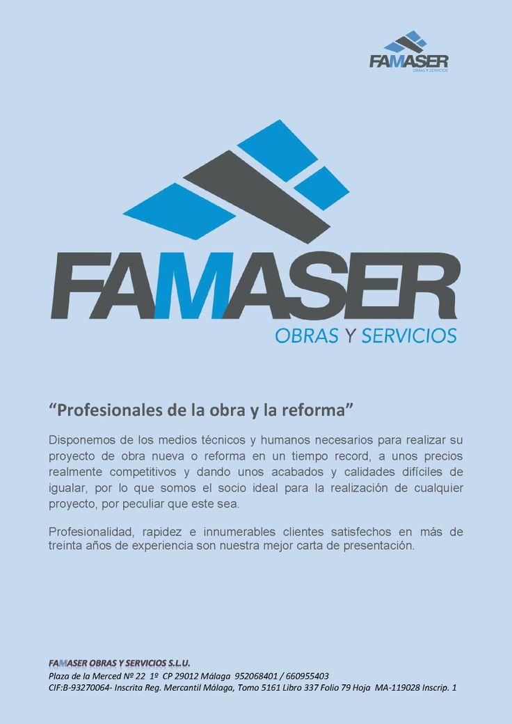 DOSIER DE EMPRESA 3 http://famaser.com/ http://famaser.com/la-empresa-reformas/ http://famaser.com/servicios-presupuesto/ http://famaser.com/proyectos-realizados-reforma/ http://famaser.com/blog-presupuesto-reforma-malaga/ http://famaser.com/ofertas-presupuesto-reformas/ http://famaser.com/pide-presupuesto/ http://famaser.com/contacto-empresa-de-reformas-en-marbella/