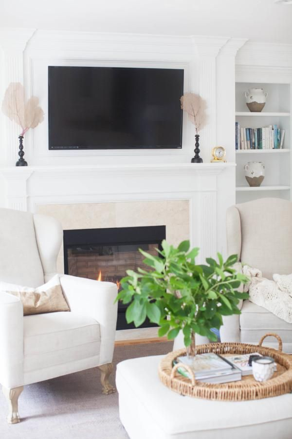 4212 best Living Room images on Pinterest Home, Architecture and - all white living room