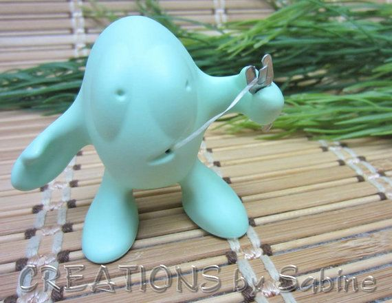best have fun oral hygiene images tooth  dental floss dispenser personal hygiene mint aqua green vintage