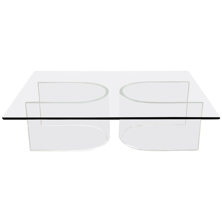 Best 25+ Lucite Coffee Tables Ideas On Pinterest | Acrylic Table, Acrylic Coffee  Tables And Acrylic Furniture
