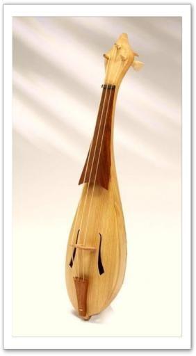 Le rebec (selon une version, mot dorigine arabe : ???? - rab?b) est un instrument de musique médiévale. il fut introduit en Europe entre le XIIe siècle et le XIVe siècle par les Maures à travers lEspagne. Le terme rebec apparaît la première fois en 1379 dans Le bon berger de Jean de Brie. Il se distingue du rabel espagnol par sa caisse bombée. Cest une forme de vièle proche de la lyra. Cependant sa forme rappelle bien davantage la lyra grecque existant dès les débuts de lEmpire byzantin.
