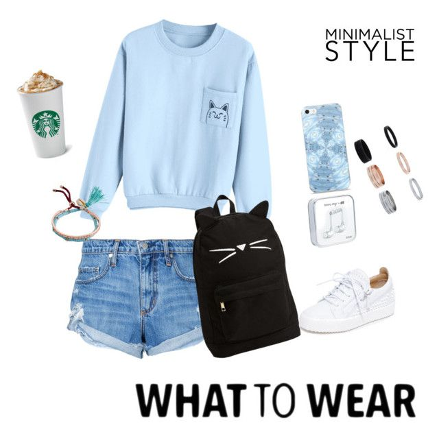 """Untitled #42"" by nurardisa on Polyvore featuring Nobody Denim, PBteen, Giuseppe Zanotti and Billabong"