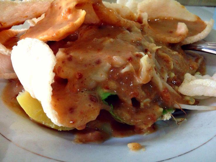 """""""Gado-gado"""" Indonesian Food"""