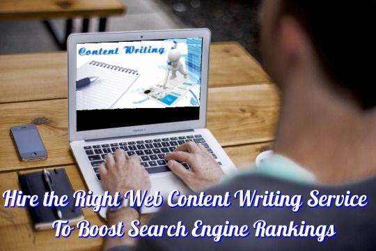 Hiring the right #WebContentWritingService to boost search engine rankings is extremely crucial and beneficial in order for a business to succeed in the virtual space and beyond, and therefore one must definitely invest in one if they are looking for long term success through online marketing and customer outreach.
