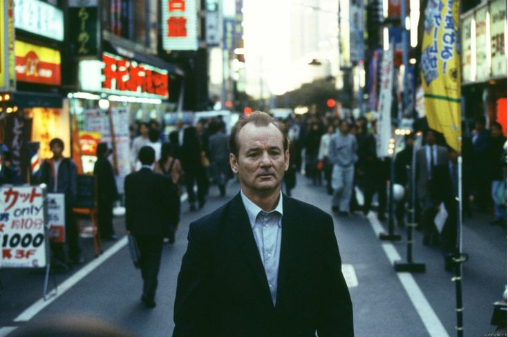 Bill Murray, Japan, and Jesus & Mary Chain.