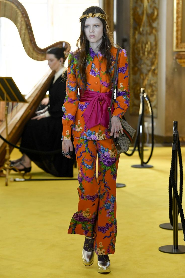 Gucci | Cruise 2018 | Look 74
